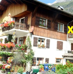* Appartement 5 personnes au Chalet Edelweiss